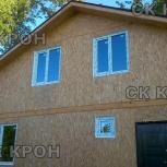 Постройка домов из СИП в Кургане