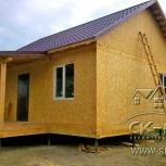 Постройка СИП домов в Тюмени