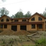 Строительство таунхауса 360 м.кв. на две семьи