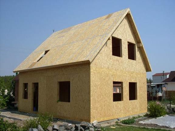 Крыша и кровля сип-домов