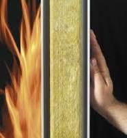 Sip-панели имеют 3 степень огнестойкости К3