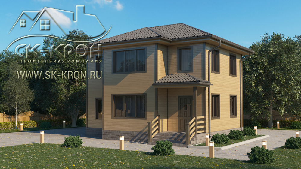 Дом за 1,5 миллиона рублей