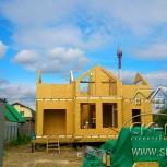 Строительство SIP дома в Тюмени