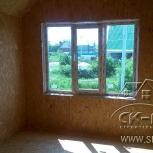 Строительство каркасных домов в Тюмени
