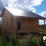 Строительство каркасного дома из SIP