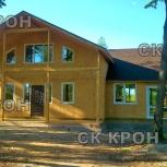 Каркасные дома в Кургане