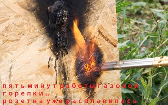 СИП-панели легковозгораемые и опаснее дерева