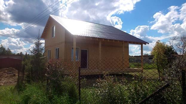 Из чего строят дома в Тюмени