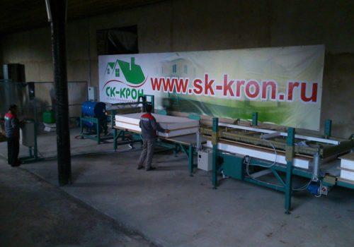 Производство и продажа SIP-панелей в Тюмени и Кургане