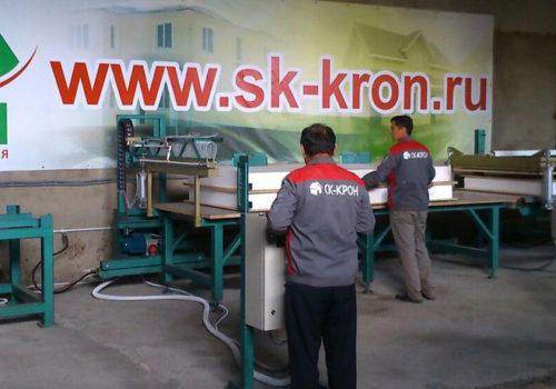 sip-панели в Кургане и Тюмени от 3 450 руб