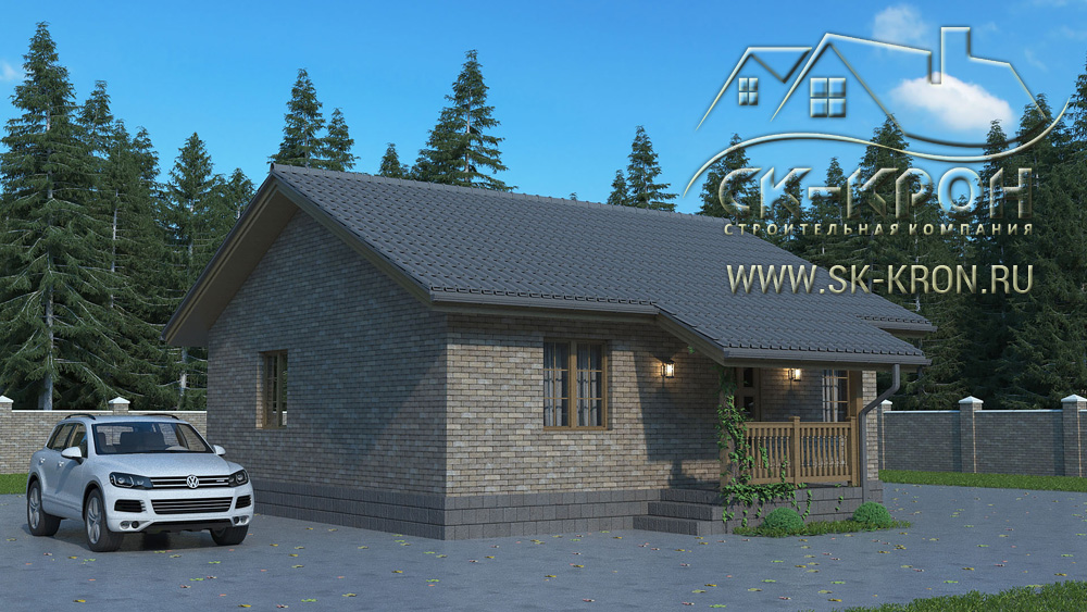 Цены и проекты домов Курган